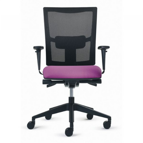 Status Kuhla Mesh Back Ergonomic Office Chair 23.5 stone